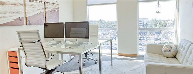 Photo of Office Space on 1600 Rosecrans Avenue, Media Center, 4th Floor Manhattan Beach