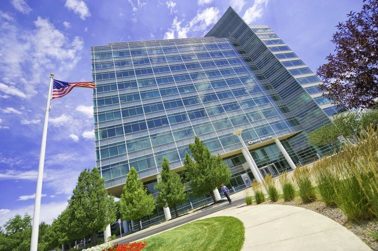 4600 South Syracuse St available for companies in Denver Tech Center