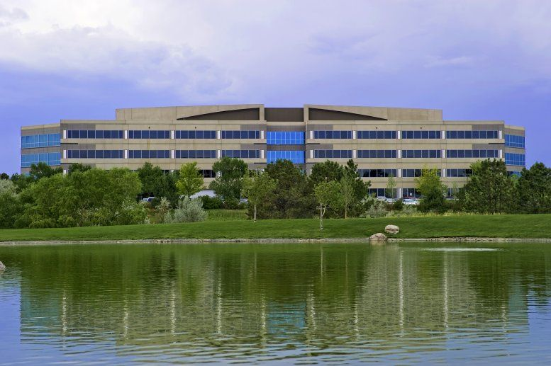 9800 Mount Pyramid Court, Denver Tech Center Office Space - Englewood
