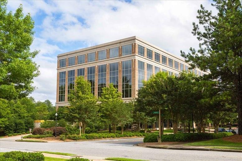 Milton Park, 11175 Cicero Dr, Alpharetta Office Space - Atlanta