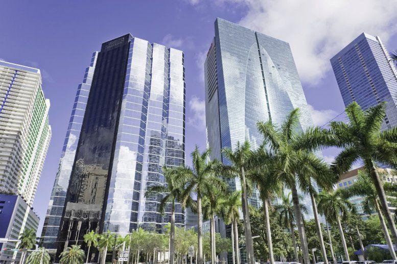 1221 Brickell Building, 1221 Brickell Ave, Brickell Office Space - Miami