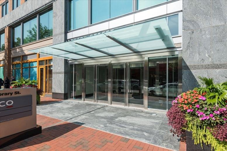 Reston Town Center available for companies in Reston
