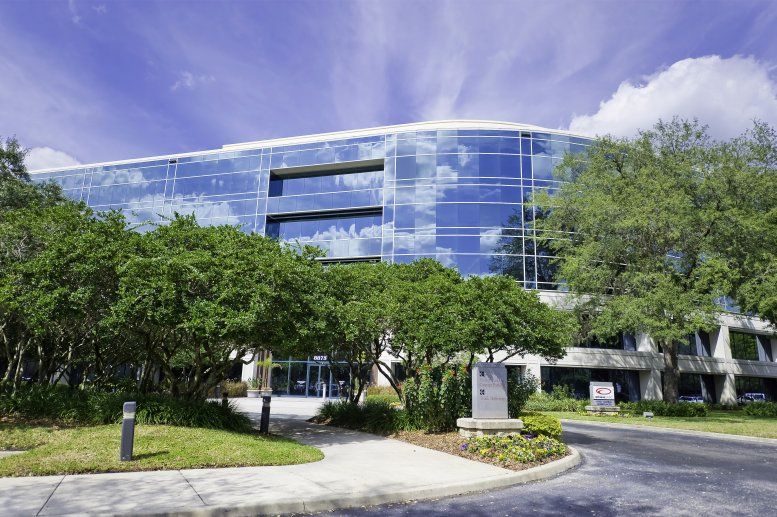 Lakeview Bldg, Hidden River Corporate Park, 8875 Hidden River Parkway Office Space - Tampa