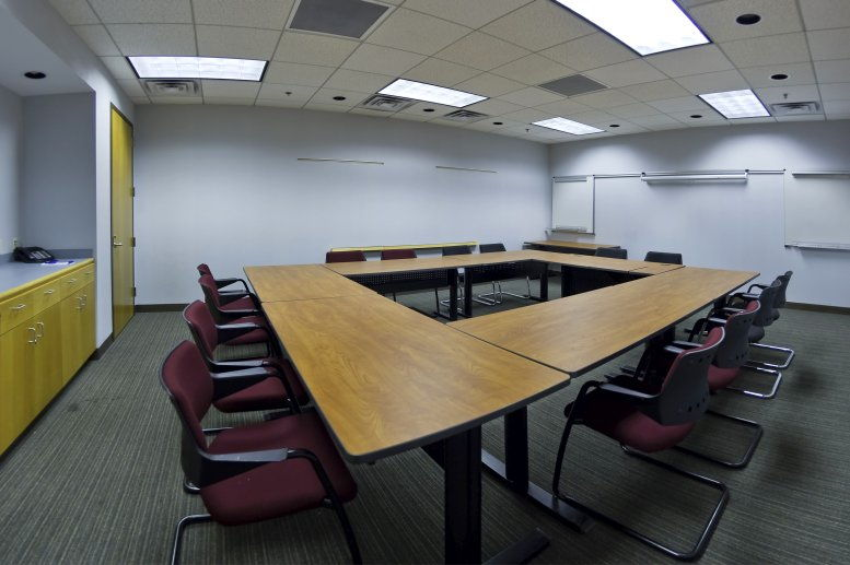 This is a photo of the office space available to rent on Lakeview Bldg, Hidden River Corporate Park, 8875 Hidden River Parkway