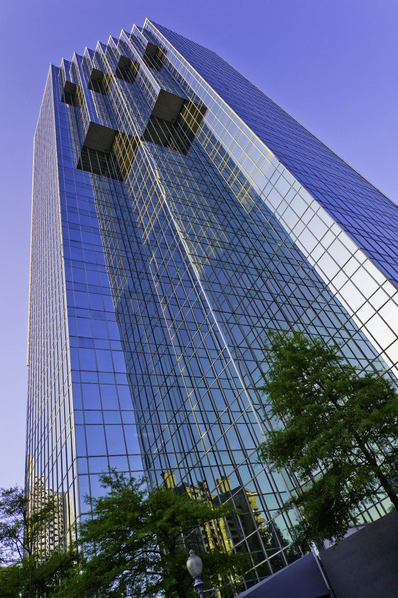 Tower Place, 3340 Peachtree Rd, 18th Fl, Buckhead Office Space - Atlanta