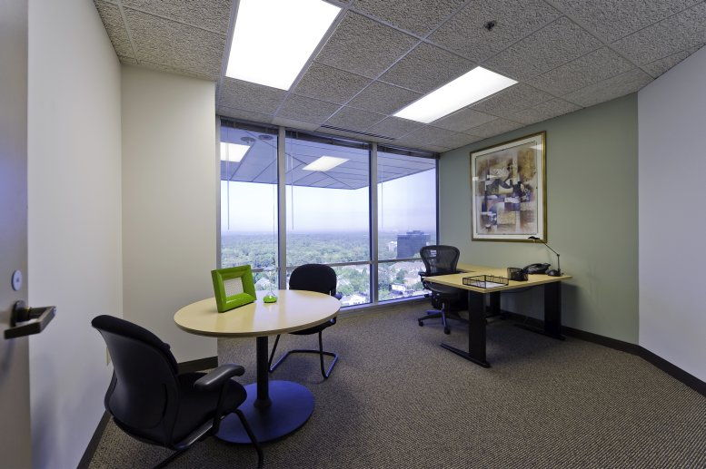 Tower Place, 3340 Peachtree Rd, 18th Fl, Buckhead Office for Rent in Atlanta