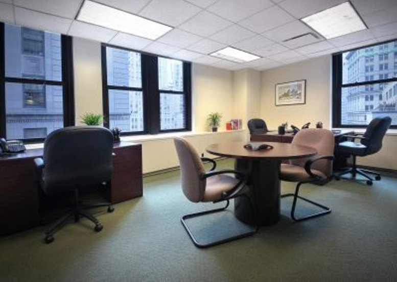 Picture of 44 Wall Street, 12th Floor Office Space available in New York City