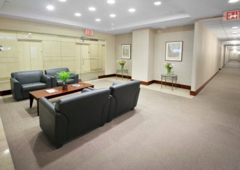 This is a photo of the office space available to rent on 44 Wall Street, 12th Floor