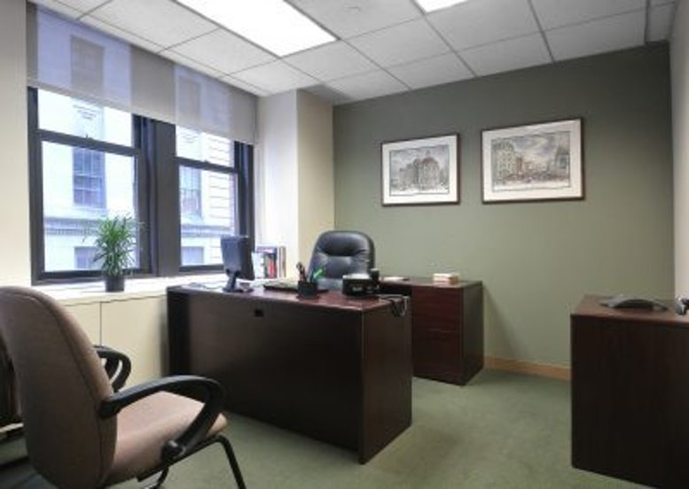 44 Wall Street, 12th Floor Office Space - New York City