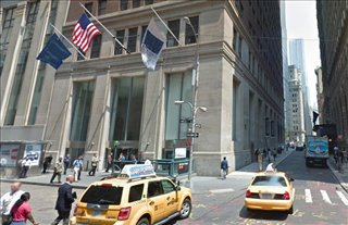 Photo of Office Space on Bank of America Building,44 Wall Street, 12th Fl, Manhattan NYC