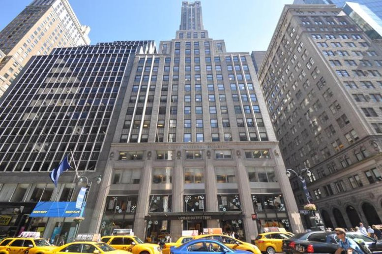 521 Fifth Avenue, Suite 1700 Office Space - New York City
