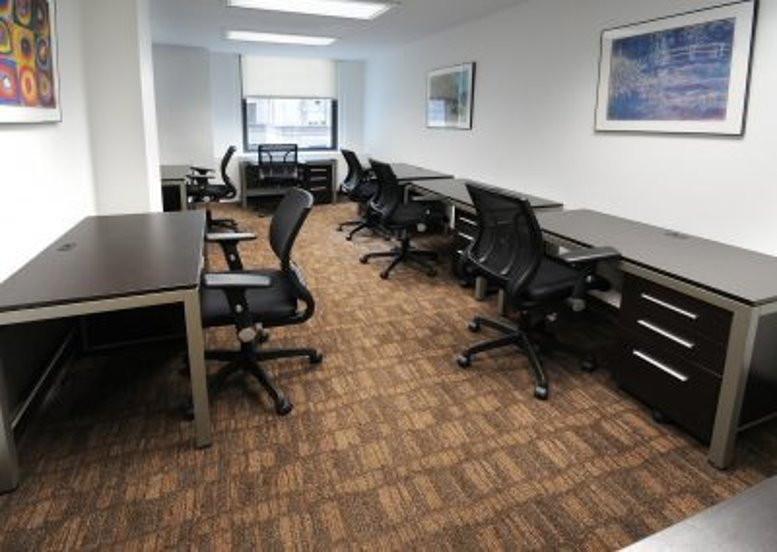 521 Fifth Avenue, Suite 1700 Office for Rent in New York City