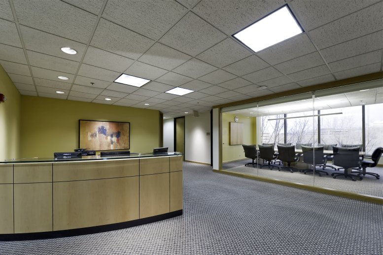 Photo of Office Space on Corporate Woods Office Park, 9393 West 110th St Overland Park