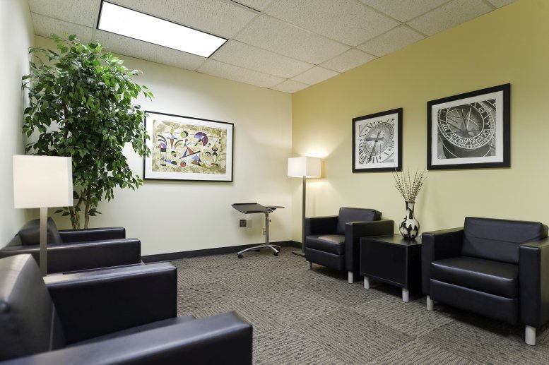 This is a photo of the office space available to rent on Corporate Woods Office Park, 9393 West 110th St