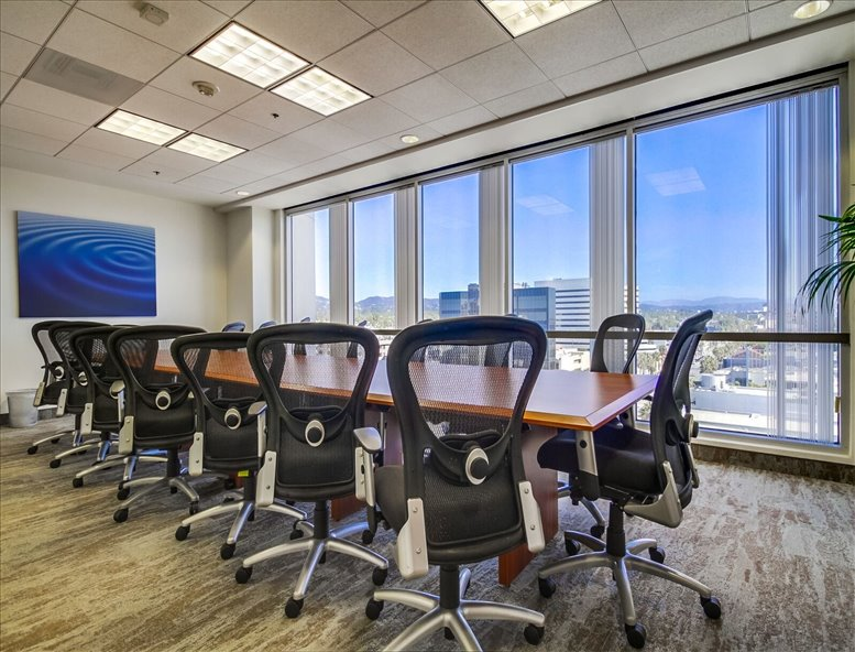 Picture of 100 Wilshire Blvd Office Space available in Santa Monica