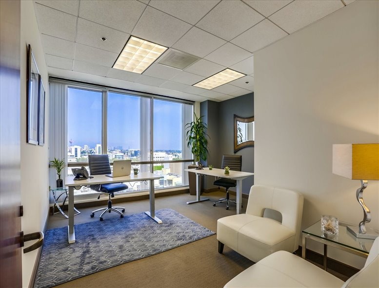 100 Wilshire Blvd Office Space - Santa Monica