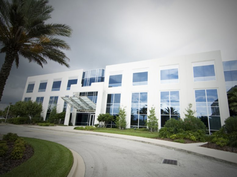 Waterview Office Park available for companies in Jacksonville