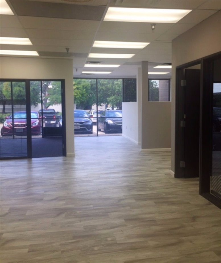 This is a photo of the office space available to rent on 1825 W Walnut Hill Ln, Las Colinas