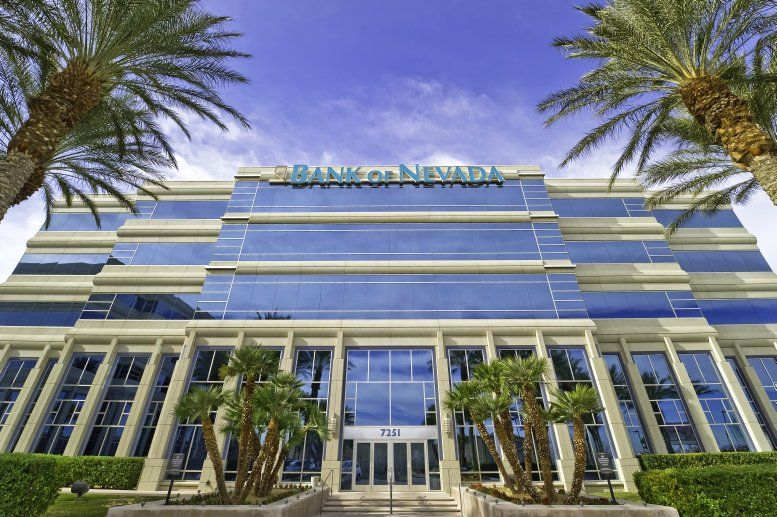City Center West, 7251 West Lake Mead Boulevard, North West Office Space - Las Vegas