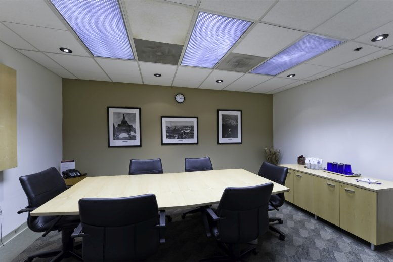 This is a photo of the office space available to rent on 197 NJ-18