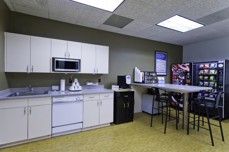 This is a photo of the office space available to rent on 125 Half Mile Road, Suite 200, Half Mile Road Center