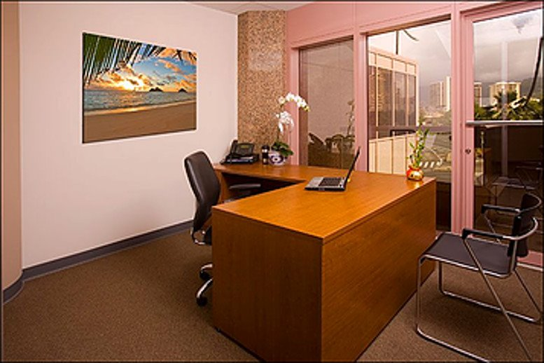 Office for Rent on Waikiki Landmark, 1888 Kalakaua Ave Honolulu