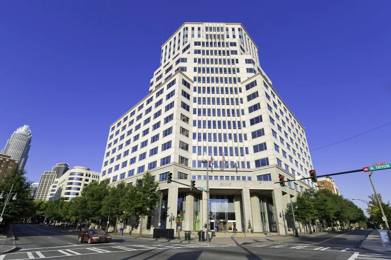 Odell Plaza, 525 North Tryon St, Charlotte, NC 28202