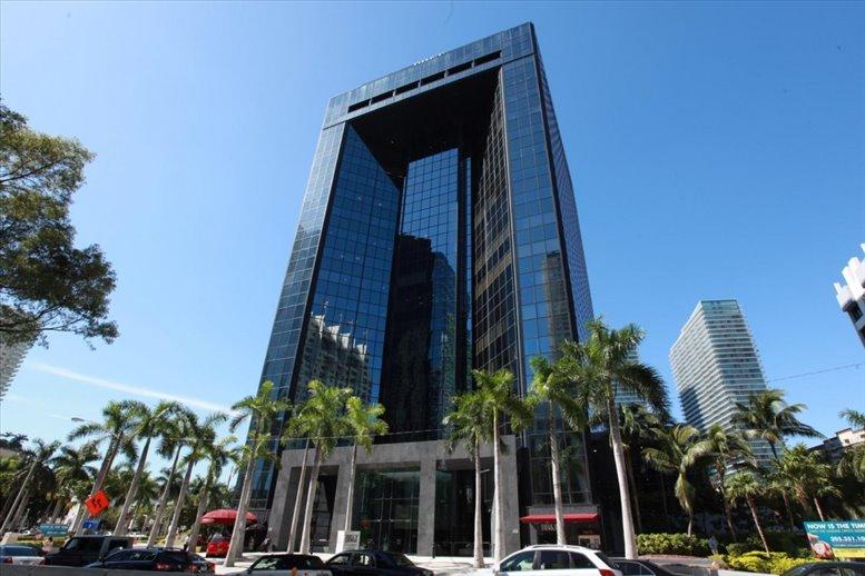 1200 Brickell Avenue, PH1 1950 Office Space - Miami
