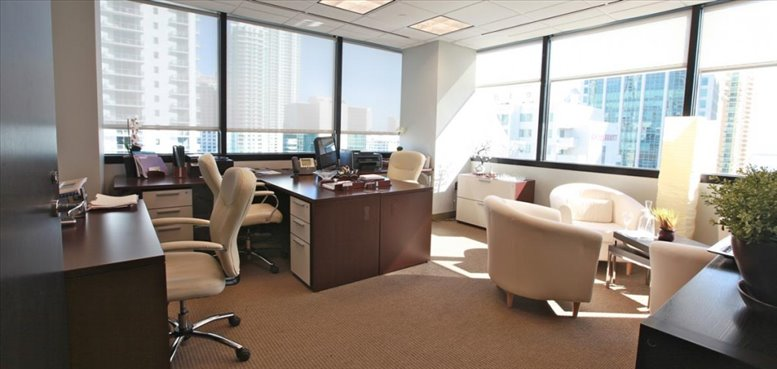 1200 Brickell Ave Office Images