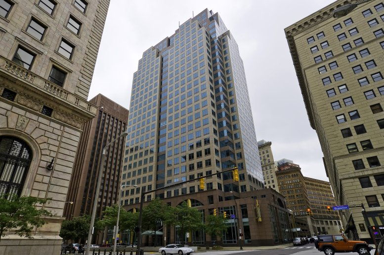 Fifth Third Center, 600 Superior Avenue, 13th Fl, Downtown Office Space - Cleveland