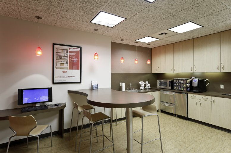 This is a photo of the office space available to rent on One Memorial Place, 7633 E 63rd Pl