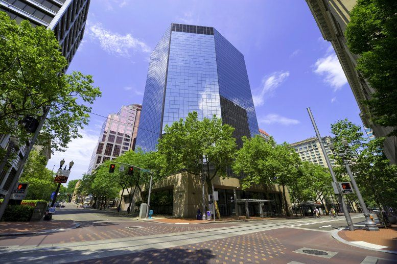 Congress Center, 1001 SW 5th Ave, Downtown Portland Office Space - Portland