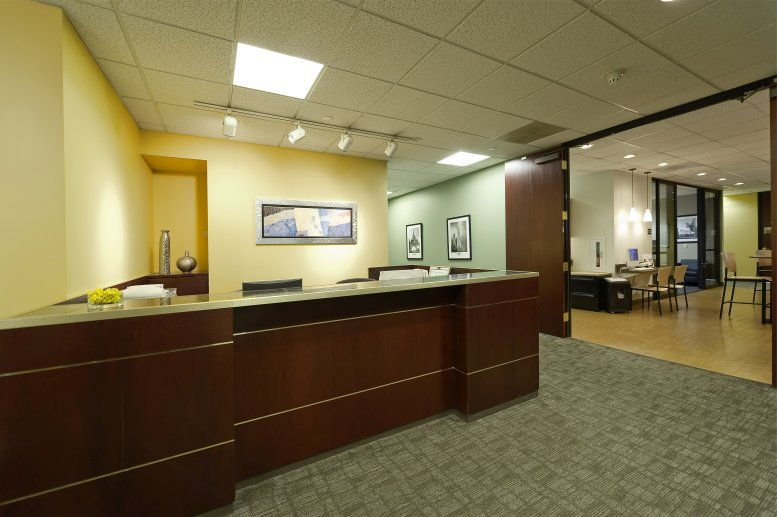 Photo of Office Space on Lincoln Center, 10260 SW Greenburg Rd, 4th Fl, Bradley Corner Tigard