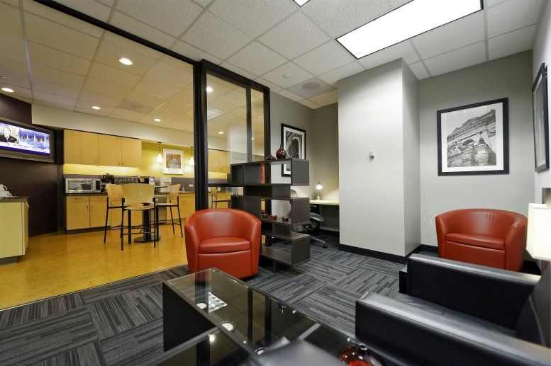 This is a photo of the office space available to rent on Lincoln Center, 10260 SW Greenburg Rd, 4th Fl, Bradley Corner