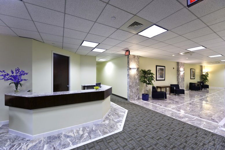Photo of Office Space on 1500 Market Street, Center Square, East Tower, 12th Fl, Center City Philadelphia