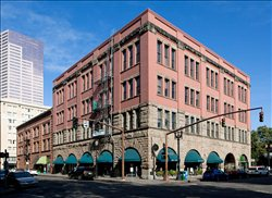 Haseltine Building, 133 SW 2nd Ave, Oldtown/Chinatown Office Space - Portland