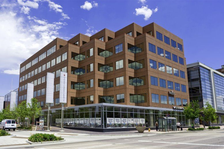 100 Fillmore St, Cherry Creek Office Space - Denver