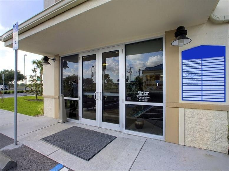 1503 South U.S HIGHWAY 301 available for companies in Tampa