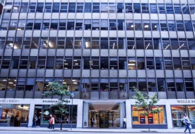Photo of Office Space available to rent on 757 3rd Ave, 20th & 21st Fl, Turtle Bay, Midtown East, Manhattan, NYC