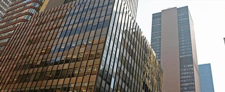 Photo of Office Space on 757 3rd Ave, 20th & 21st Fl, Midtown East NYC