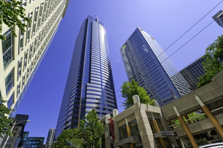 Two Union Square, 42nd Fl, 601 Union St Office Space - Seattle
