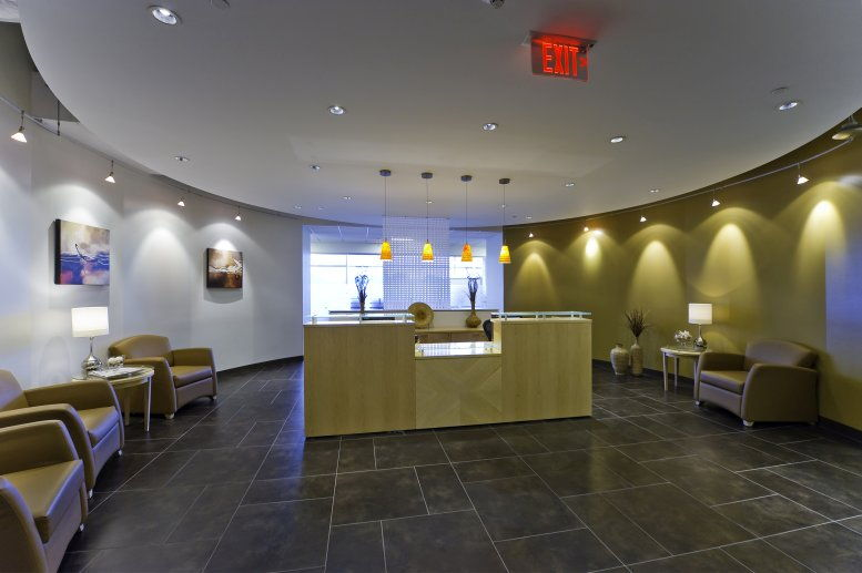 Photo of Office Space on 201 17th St NW, Atlantic Station Atlanta