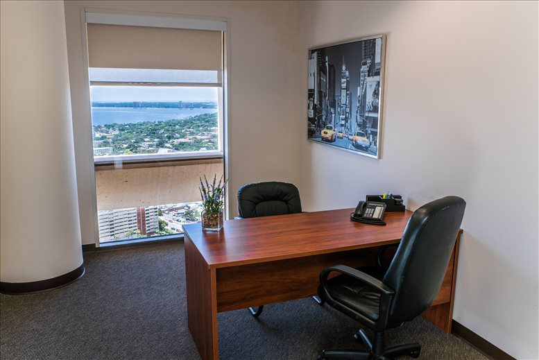 Office for Rent on 400 N Ashley Dr, 26th Fl Tampa
