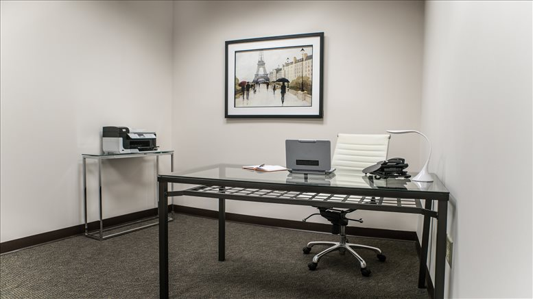 This is a photo of the office space available to rent on 400 N Ashley Dr, 26th Fl