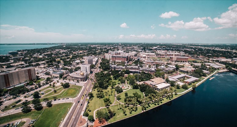 400 N Ashley Dr, 26th Fl Office Space - Tampa
