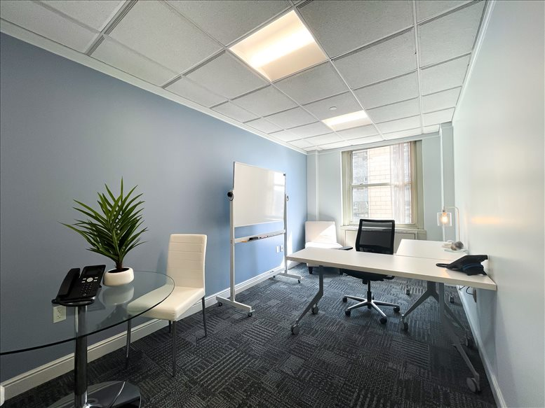This is a photo of the office space available to rent on Park Plaza Building, 20 Park Plaza