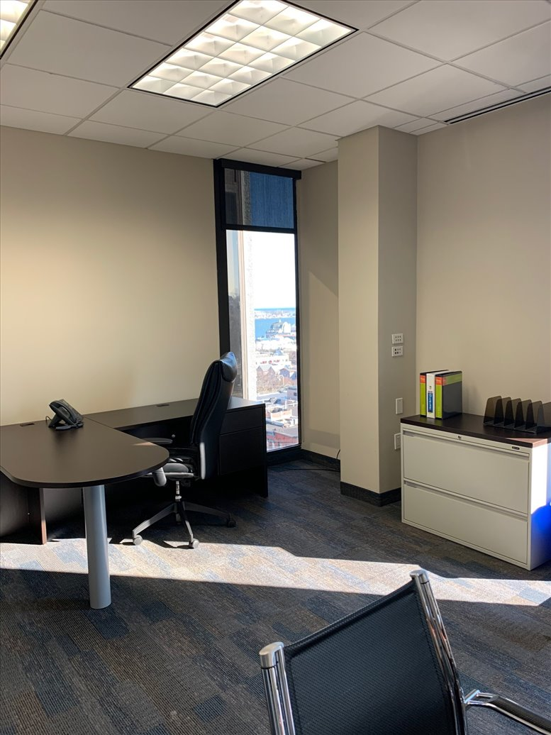 This is a photo of the office space available to rent on 50 Washington Street