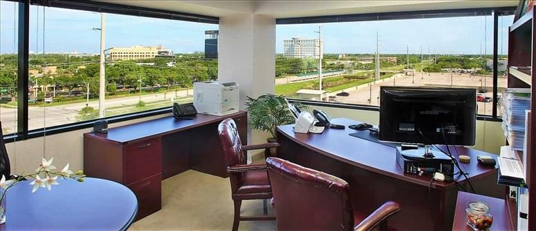 Photo of Office Space on Boca Financial Plaza, 5550 Glades Rd Boca Raton