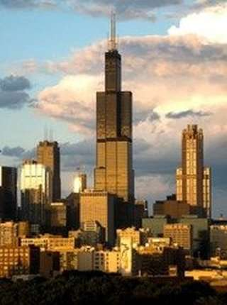 Willis Tower, 233 S Wacker Dr, 84th Fl, Chicago Loop Office Space - Chicago