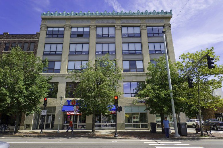 485 Massachusetts Avenue available for companies in Cambridge